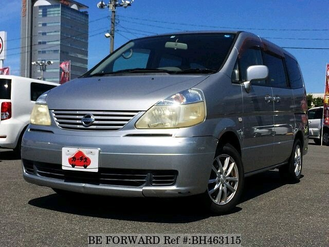 Used 2003 NISSAN SERENA BH463115 for Sale