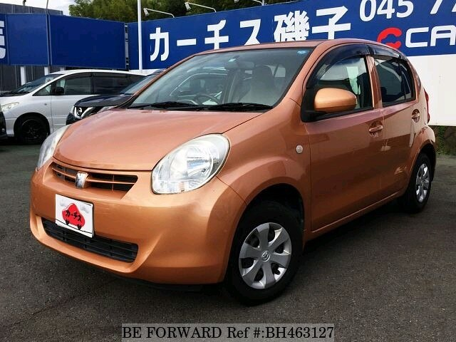 Used 2011 TOYOTA PASSO BH463127 for Sale