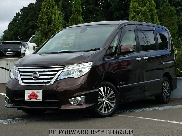 Used 2015 NISSAN SERENA BH463138 for Sale