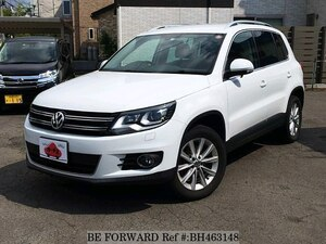 Used 2015 VOLKSWAGEN TIGUAN BH463148 for Sale