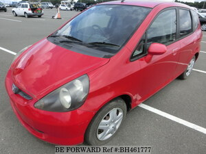 Used 2004 HONDA FIT BH461777 for Sale