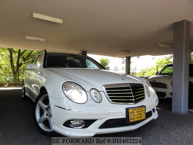 Used 2008 MERCEDES-BENZ E-CLASS BH463224 for Sale