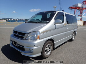 Used 2002 TOYOTA TOURING HIACE BH461664 for Sale