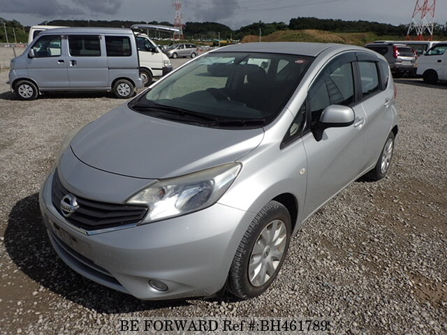 Used 2013 NISSAN NOTE BH461789 for Sale