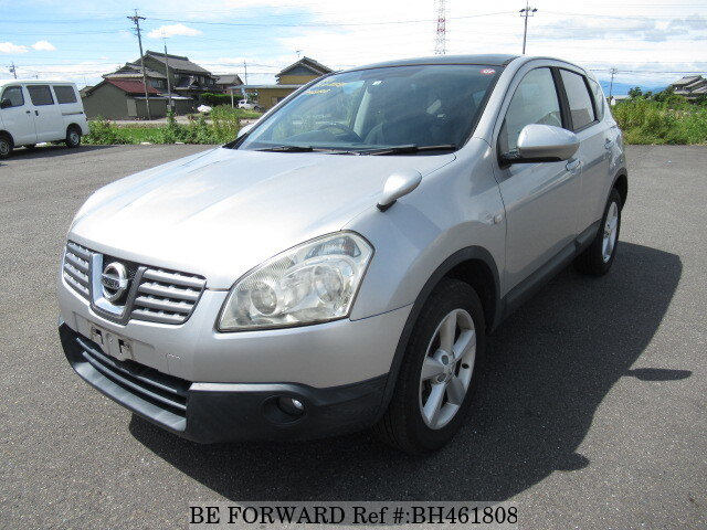 Used 2008 NISSAN DUALIS BH461808 for Sale