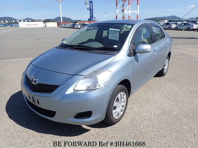 Used 2012 TOYOTA BELTA BH461668 for Sale