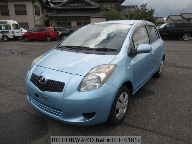 Used 2006 TOYOTA VITZ BH461812 for Sale