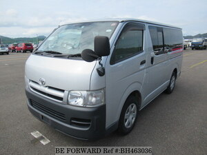 Used 2007 TOYOTA HIACE VAN BH463036 for Sale