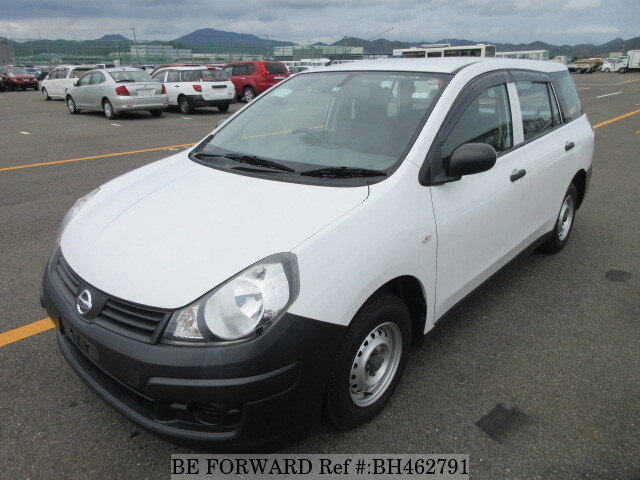 Used 2013 NISSAN AD VAN BH462791 for Sale