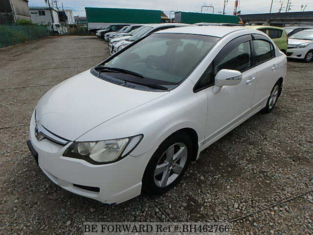 Used 2005 HONDA CIVIC BH462766 for Sale