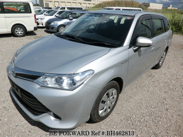 Used 2015 TOYOTA COROLLA FIELDER BH462813 for Sale