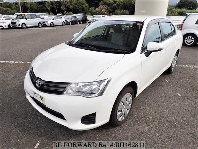 Used 2013 TOYOTA COROLLA AXIO BH462811 for Sale