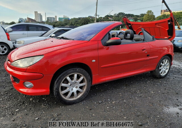 Used 2004 PEUGEOT 206 BH464675 for Sale