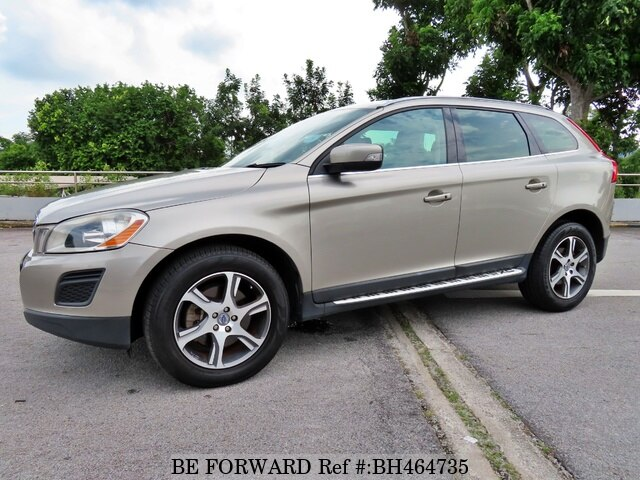Used 2011 VOLVO XC60 BH464735 for Sale