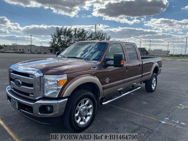 Used 2012 FORD F350 BH464795 for Sale