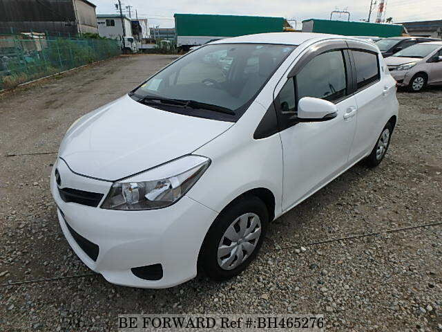 Used 2011 TOYOTA VITZ BH465276 for Sale