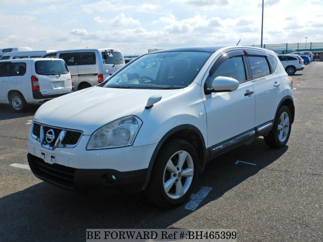 Used 2011 NISSAN DUALIS BH465399 for Sale