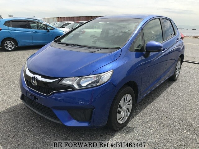 Used 2016 HONDA FIT BH465467 for Sale
