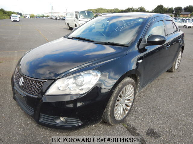 Used 2013 SUZUKI KIZASHI BH465640 for Sale