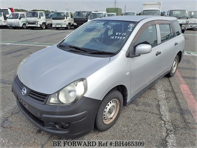 Used 2013 NISSAN AD VAN BH465309 for Sale