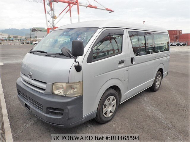 Used 2005 TOYOTA HIACE WAGON BH465594 for Sale