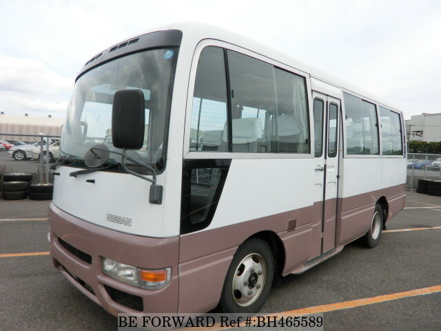 Used 2000 NISSAN CIVILIAN BUS BH465589 for Sale