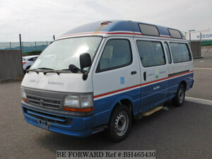 Used 2003 TOYOTA HIACE COMMUTER BH465430 for Sale