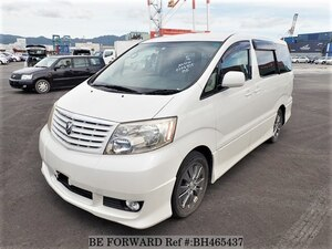 Used 2005 TOYOTA ALPHARD BH465437 for Sale