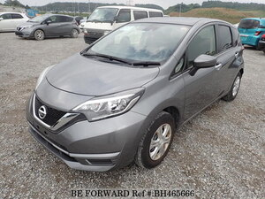 Used 2017 NISSAN NOTE BH465666 for Sale