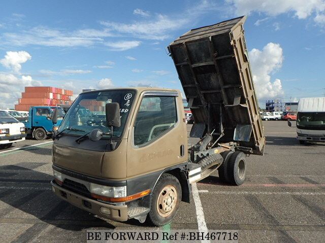 Used 1996 MITSUBISHI CANTER BH467718 for Sale