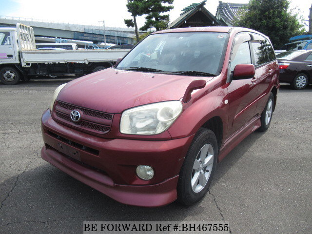 Used 2004 TOYOTA RAV4 BH467555 for Sale