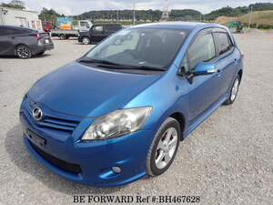 Used 2009 TOYOTA AURIS BH467628 for Sale