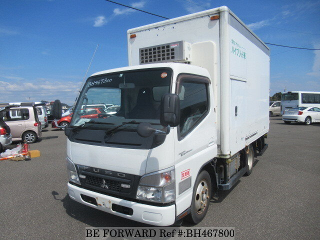 Used 2008 MITSUBISHI CANTER BH467800 for Sale