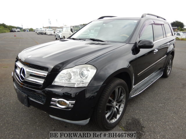 Used 2007 MERCEDES-BENZ GL-CLASS BH467897 for Sale