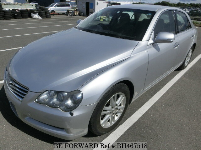 Used 2007 TOYOTA MARK X BH467518 for Sale