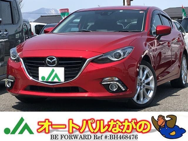 Used 2014 MAZDA AXELA SPORT BH468476 for Sale