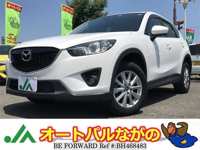 Used 2013 MAZDA CX-5 BH468483 for Sale