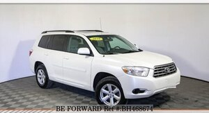 Used 2010 TOYOTA HIGHLANDER BH468674 for Sale