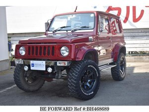 Used 1994 SUZUKI JIMNY SIERRA BH468689 for Sale