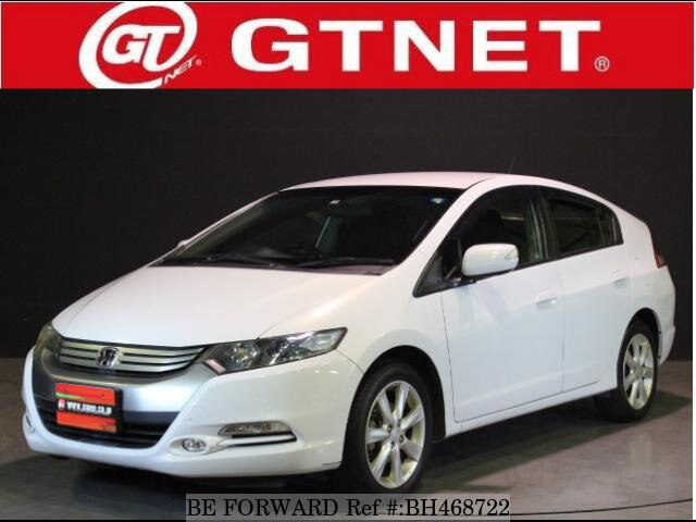 Used 2009 HONDA INSIGHT BH468722 for Sale