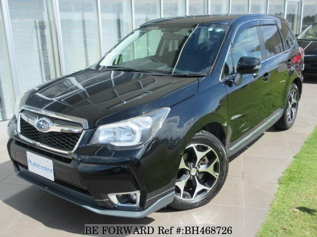 Used 2014 SUBARU FORESTER BH468726 for Sale