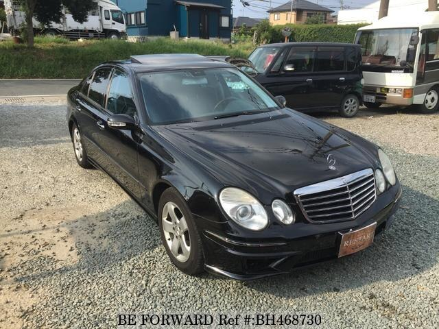 Used 2003 MERCEDES-BENZ E-CLASS BH468730 for Sale