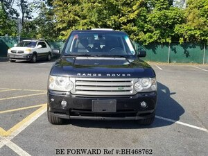 Used 2008 LAND ROVER RANGE ROVER BH468762 for Sale