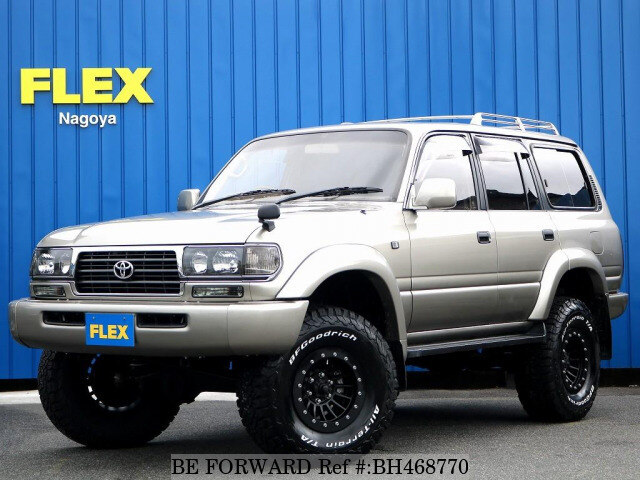 Used 1996 TOYOTA LAND CRUISER BH468770 for Sale