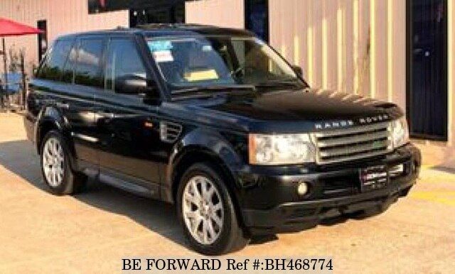 Used 2008 LAND ROVER RANGE ROVER BH468774 for Sale