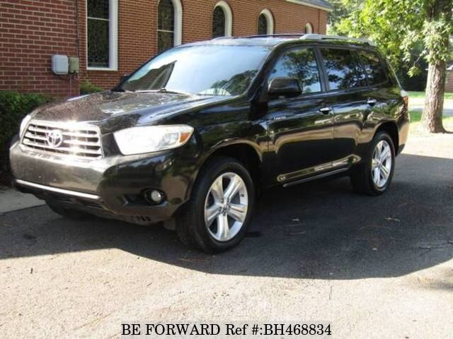 Used 2010 TOYOTA HIGHLANDER BH468834 for Sale