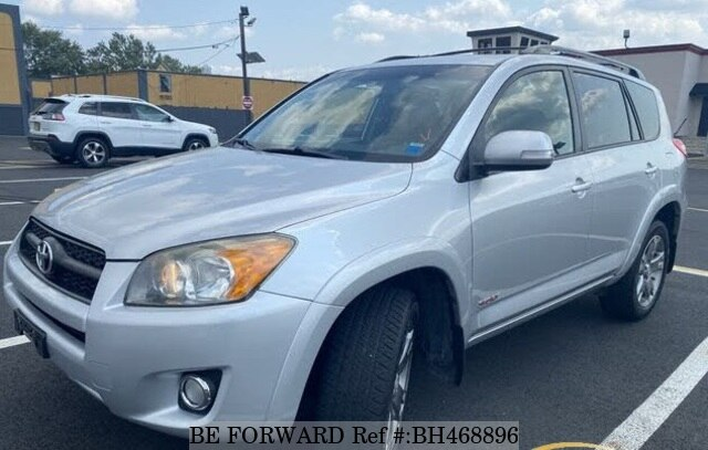 Used 2011 TOYOTA RAV4 BH468896 for Sale
