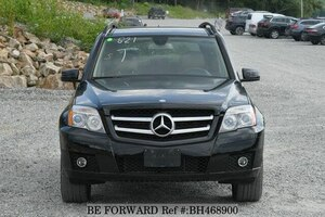Used 2010 MERCEDES-BENZ GLK-CLASS BH468900 for Sale