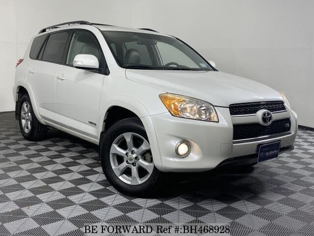 Used 2012 TOYOTA RAV4 BH468928 for Sale
