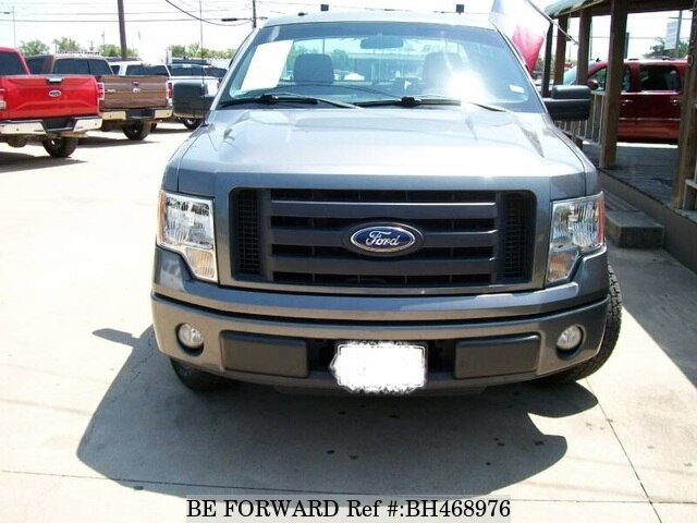 Used 2010 FORD F150 BH468976 for Sale